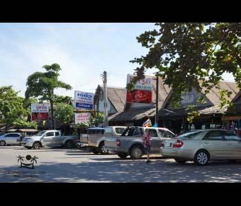 Restaurants at Laem Mae Phim Beach